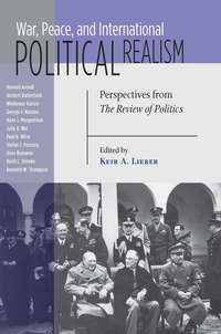 Political Realism book cover